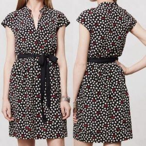 Anthro Maeve Odilia Sunglasses Print Dress